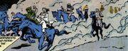 Galactic Army of Light DC Comics