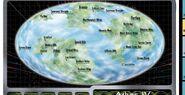 Athos4 surface map
