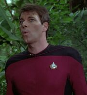 Riker pop goes the weasel Paramount