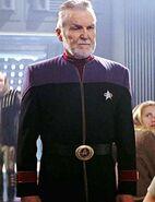 Starfleet Admiral uniform, 2375