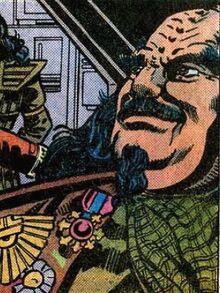 Korrd DC Comics