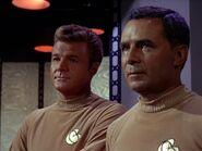 Captain Ramart and Tom Nellis