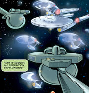 USS Federation Dreadnought 2