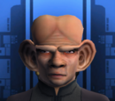 Ferengi Merchant Captain