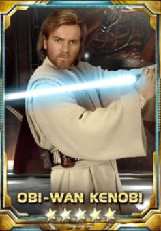 Obi-Wan Kenobi Jedi Master 5S