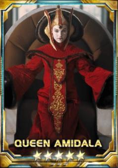 Queen Amidala 5S