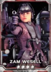 Zam Wesell 4S