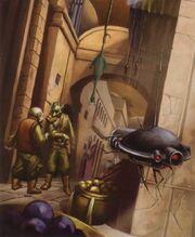 Mark VII Inquisitor seeker TofG