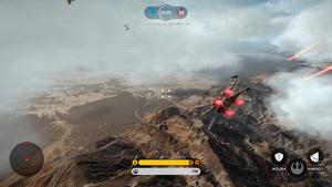 Tatooine Fighter Squadron-SW Battlefront