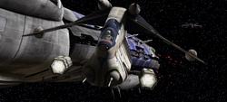 SpaceGunship-CR