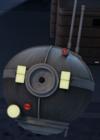Imperial spy droid