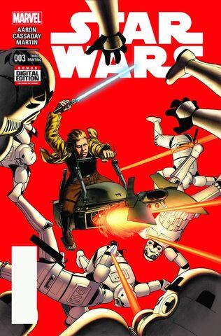 File:Star Wars Vol 2 3 3rd Printing Variant.jpg