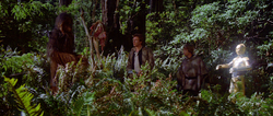 Finding the dead animal-ROTJ