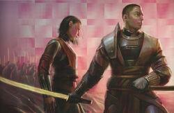 Arden Lyn and Xendor