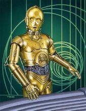 3PO on Yavin
