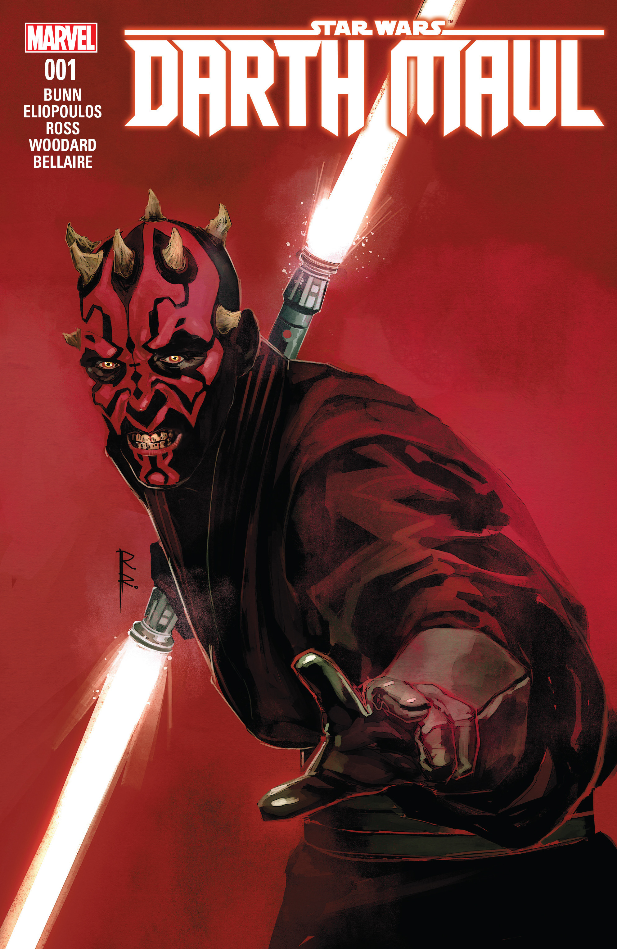 Image result for star wars marvel darth maul