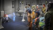 Maketh Tua contacts the rebels