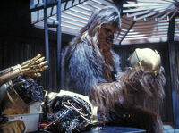 Chewie threepio tesb