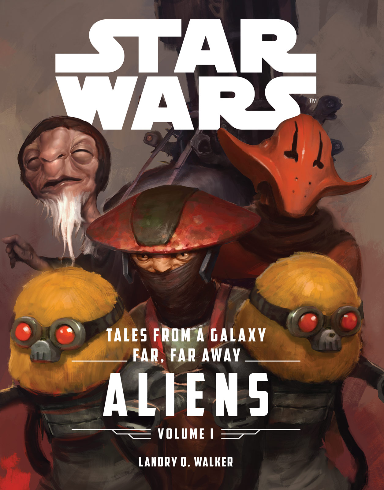 review tales from a galaxy far far away aliens volume 1 tosche