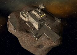 Hutt Asteroid Station