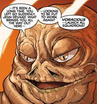Zodoh's Face