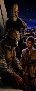 Skywalker meets Mundi and Hett TEGttF by Trevas