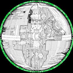Death Star Schematic FH