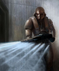 Imperial Dark Trooper