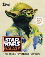 Star Wars Galaxy Topps final cover