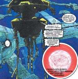 Marauder-Probot