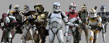 Clone Troopers Phase II