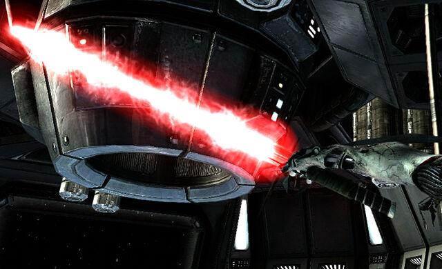 File:Uncompressed Red Lightsaber Starkiller Ultra-Cybog.jpg