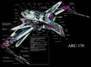 ARC170 ICS