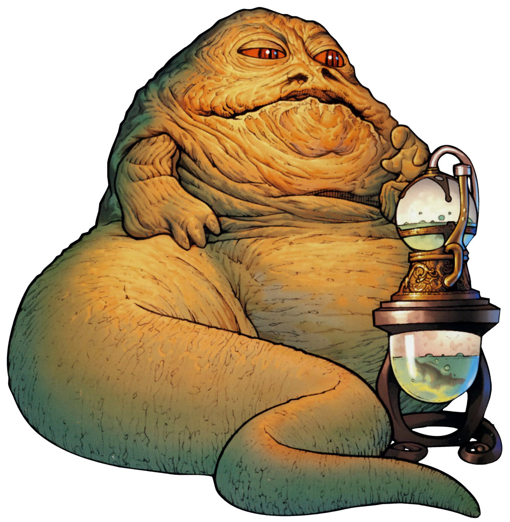 Image Gallery jabba Jabba The Hutt And Leia Fanfiction