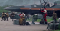 Poe dismounts X-Wing.png