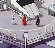 Vader's visit
