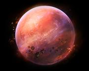 Burnin Konn planet