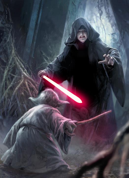 Darth yoda vs luke 98364, to download a wallpaper at full resolution, scroll down and find the corresponding file