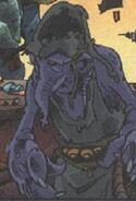 Purple pachydermoid Starstation 12