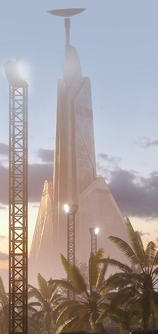 Citadel Tower Wookieepedia Fandom Powered By Wikia