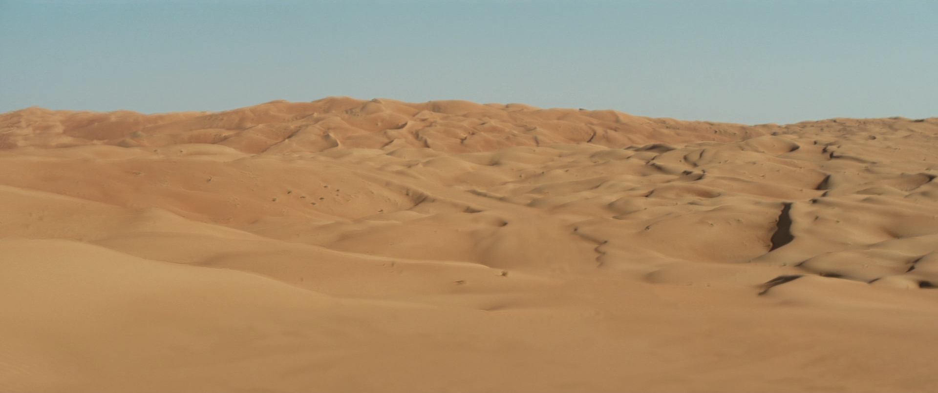 Desert Planet Landscape