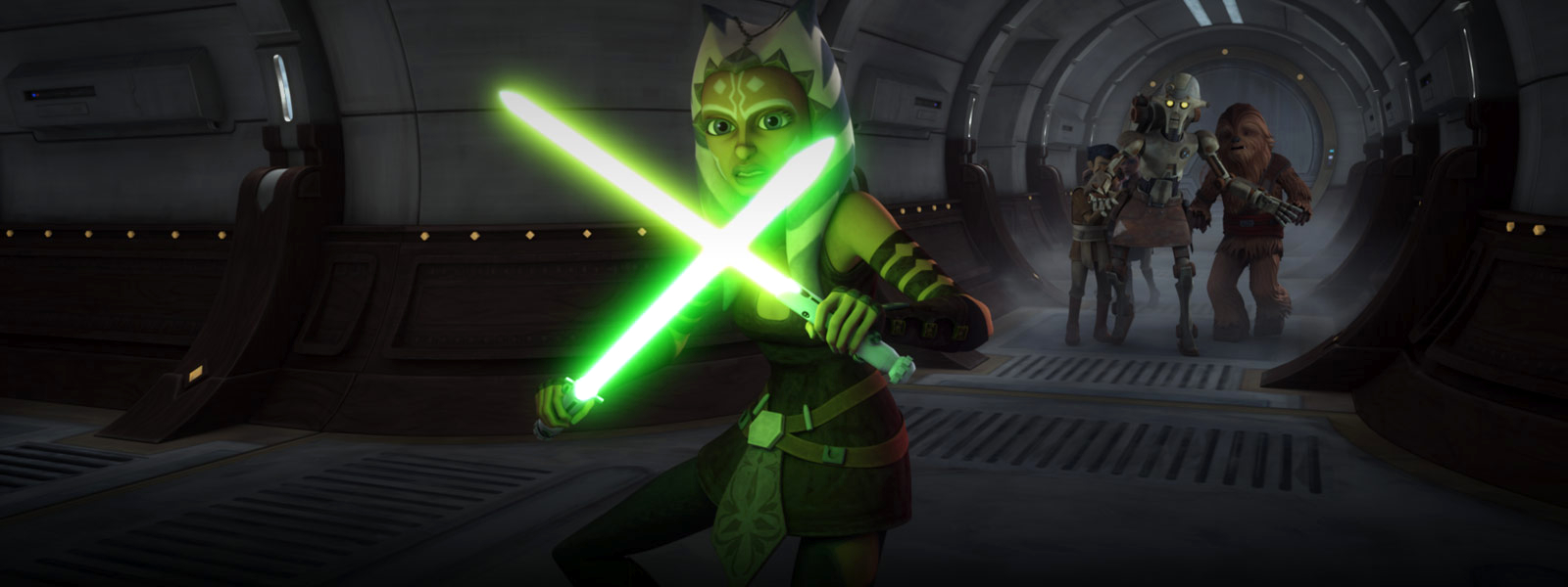 Star Wars: The Clone Wars - March 21st
