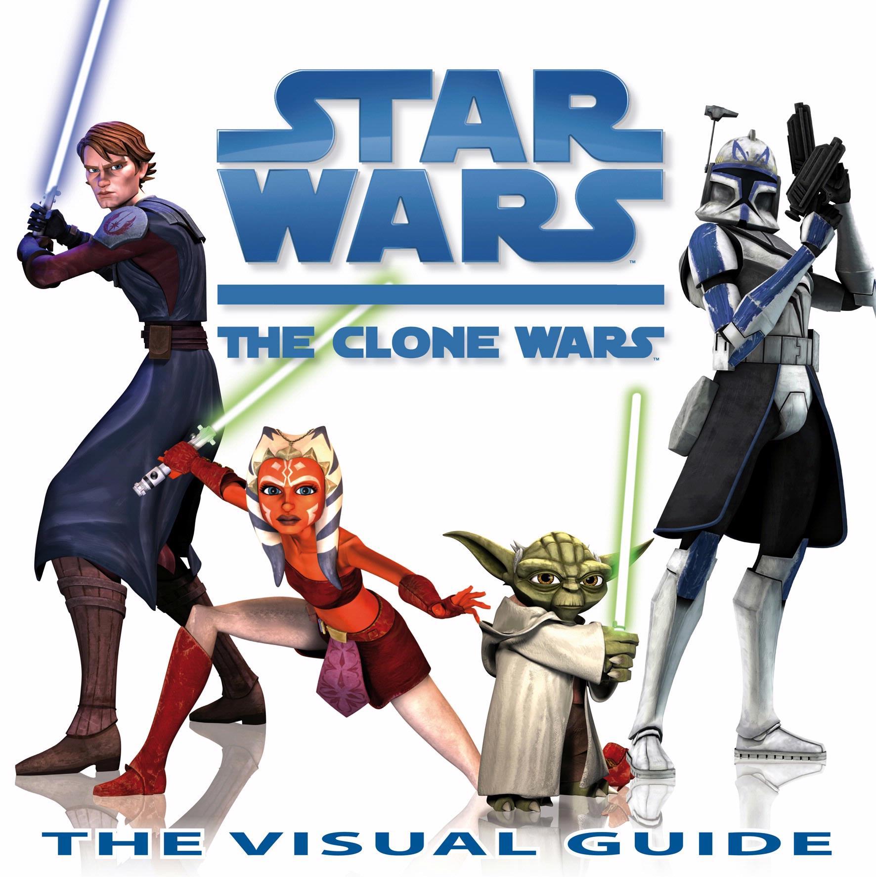 Star Wars: The Clone Wars: The Visual Guide | Wookieepedia ... | 1772 x 1774 jpeg 268kB