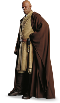 Mace Windu full robes