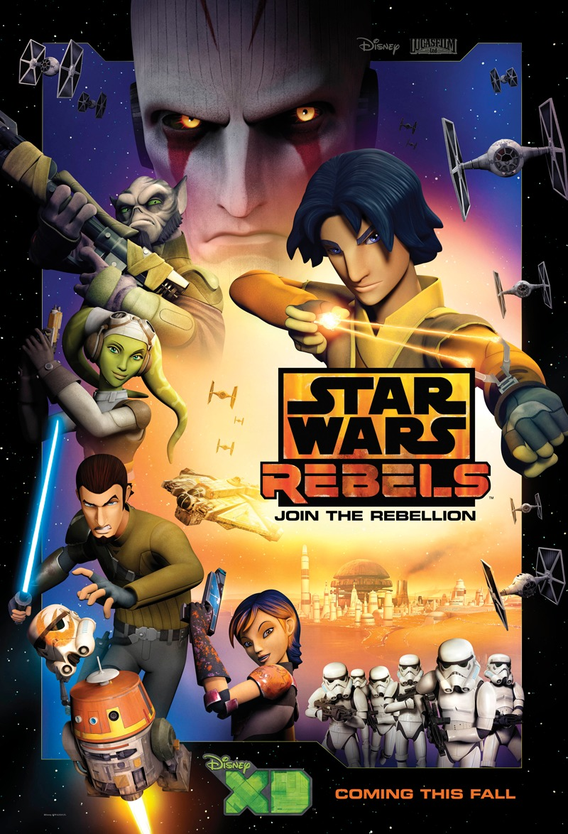 Image result for star wars rebels season 1