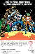 LEC Original Marvel Years back cover