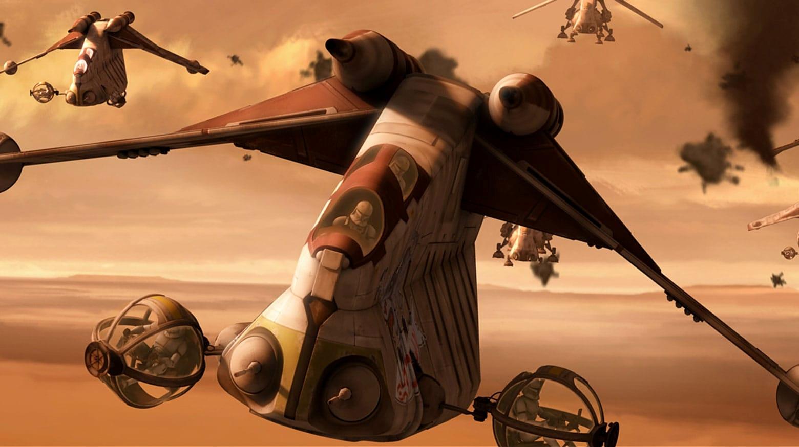 Anakin Skywalker tábornok a szeparatisták ellen(kép)
