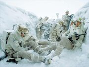 Hoth trenches