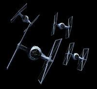 Tie fighters