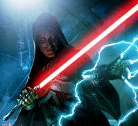 Dark side Master SWGTCG